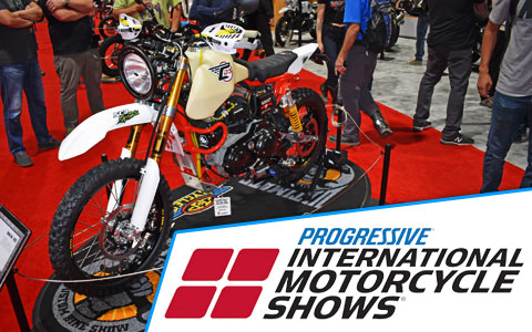 Top Five Products at IMS Long Beach 2018