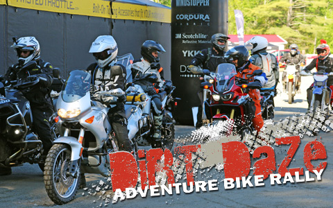 DirtDaze - The Next Big Event for Adventure Motorcycling?
