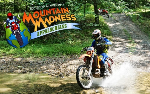 Horizons Unlimited Mountain Madness Appalachians 2017