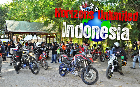 Horizons Unlimited Indonesia: Adventure in Paradise