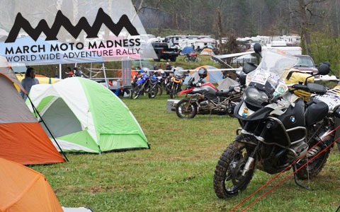 Event Report: March Moto Madness USA 2018