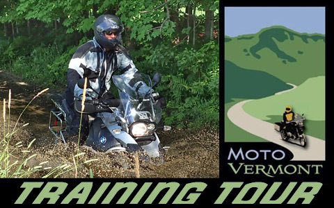 MotoVermont's Training Tour with Bill Dragoo