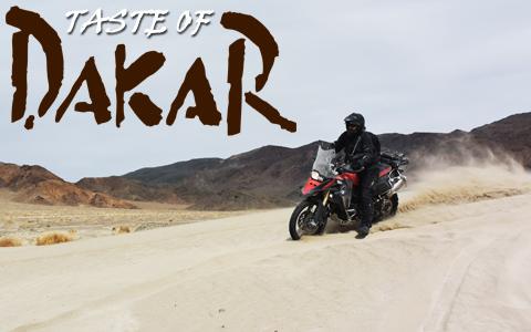 AltRider Taste of Dakar 2017