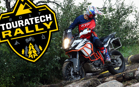 Touratech Rally East 2017 Event Report