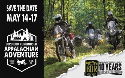 2020 BDR Appalachian Adventure Fundraiser