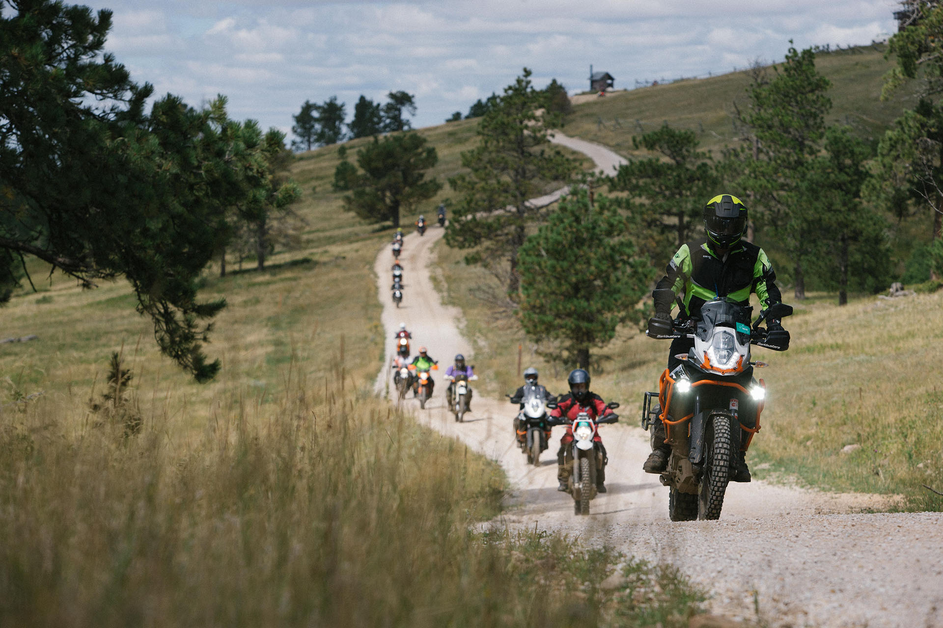 ktm ama adventure riding series