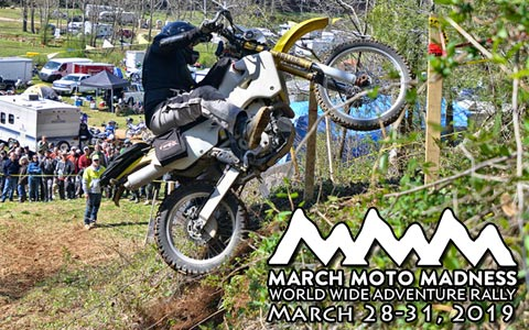 March Moto Madness 2019
