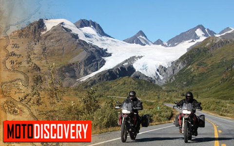 MotoDiscovery Announces Alaska Wild Immersion Adventure Training and Tour