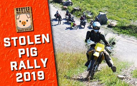 Stolen Pig Rally 2019