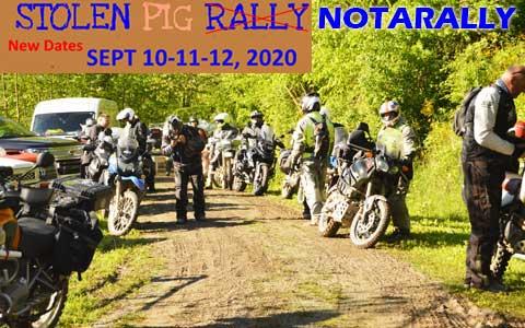 2020 Stolen Pig Rally Gone Wild