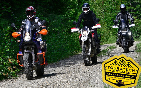 2019 Touratech DirtDaze Rally