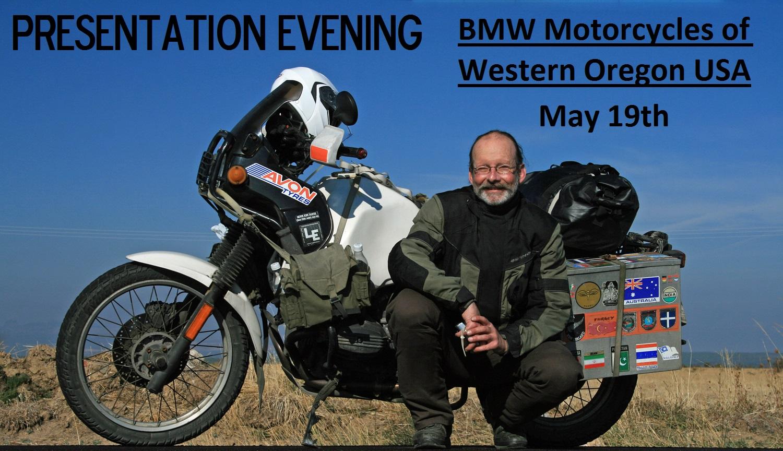 sam manicom at bmw motorcycles of western oregon-north america