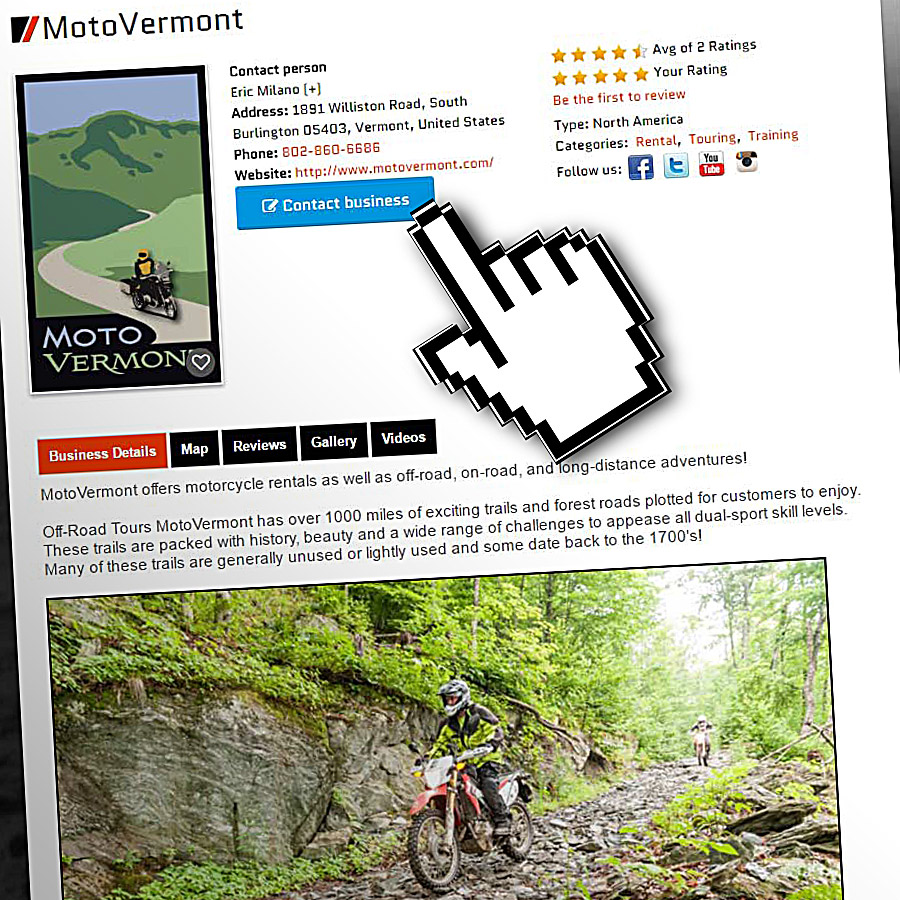 Motorcycle Touring Training And Rental Directory Pricing - Map of north america 1700